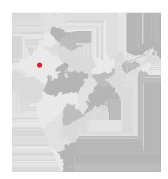 インド、ラジャスタン州